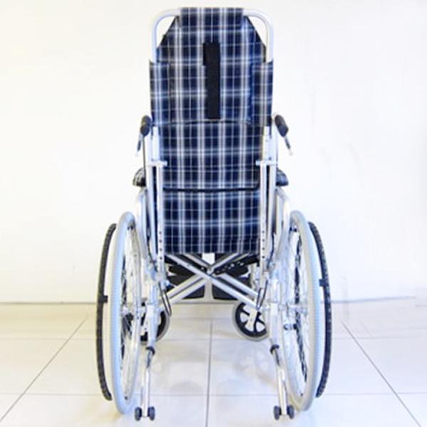 車椅子 リクライニング 車イス 送料無料 カドクラ KADOKURA ガーデン B201−AG|xenashopping|07