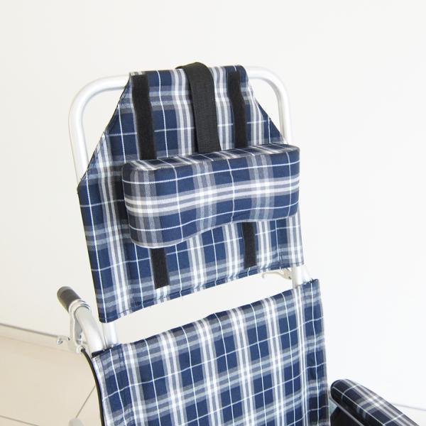 車椅子 リクライニング 車イス 送料無料 カドクラ KADOKURA ガーデン B201−AG|xenashopping|09