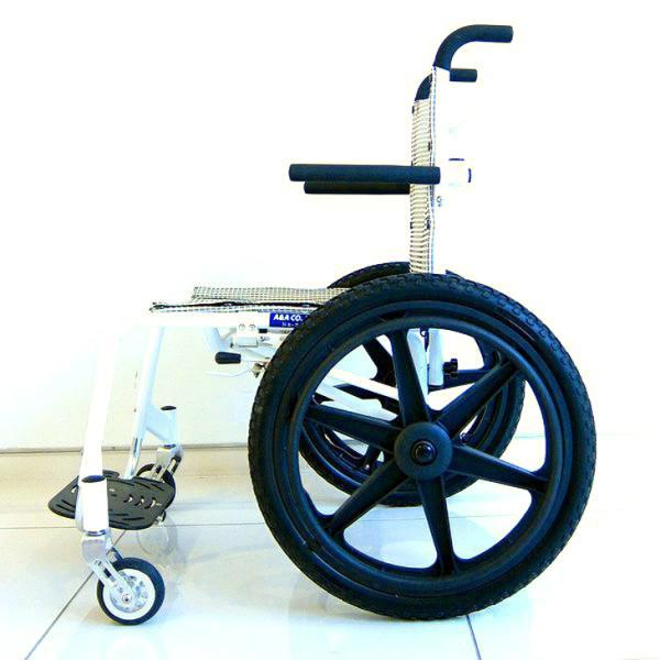 車椅子 スポーツ 車イス カドクラ KADOKURA フリーキー B403-XF|xenashopping|05