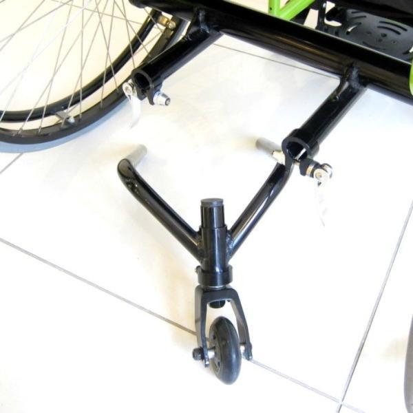 スポーツ車椅子 自走式 車イス カドクラ フロッガー B402-SPT エアータイヤ ライムグリーンフレーム xenashopping 07