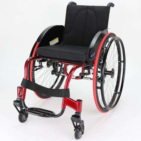 車椅子 自走式 スポーツ 車イス カドクラ KADOKURA スクーデリア B406|xenashopping|03