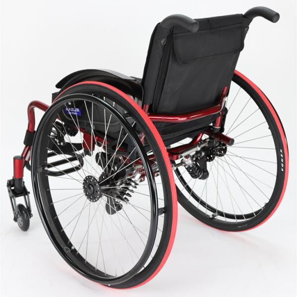 車椅子 自走式 スポーツ 車イス カドクラ KADOKURA スクーデリア B406|xenashopping|05