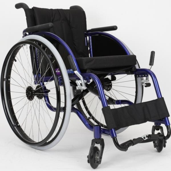 車椅子 自走式 スポーツ 車イス カドクラ KADOKURA ピリンフォリーナ B408|xenashopping|07