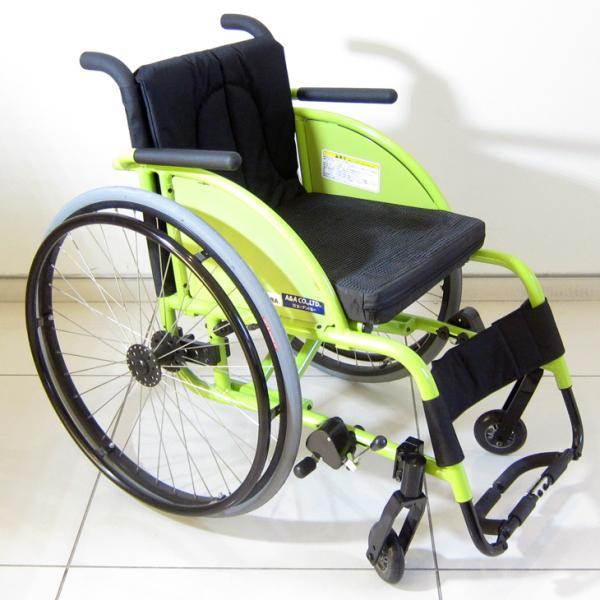 車椅子 スポーツ 車イス カドクラ KADOKURA パーム B409|xenashopping|03