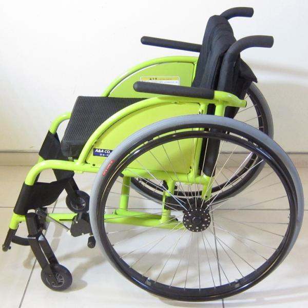 車椅子 スポーツ 車イス カドクラ KADOKURA パーム B409|xenashopping|04
