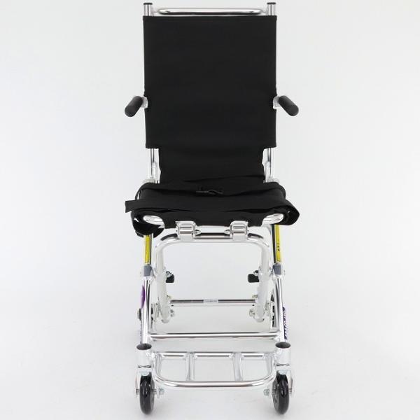車椅子 簡易 旅行用 子供用 車イス 超軽量 送料無料 カドクラ KADOKURA ポケッタ B503-AP|xenashopping|04