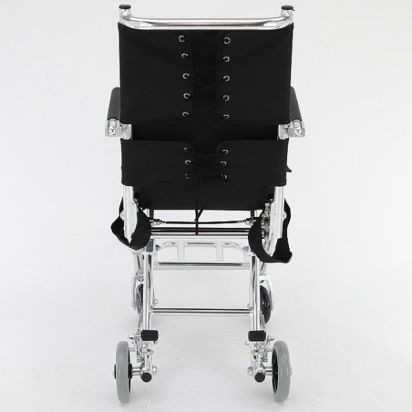 車椅子 簡易 旅行用 子供用 車イス 超軽量 送料無料 カドクラ KADOKURA ポケッタ B503-AP|xenashopping|05