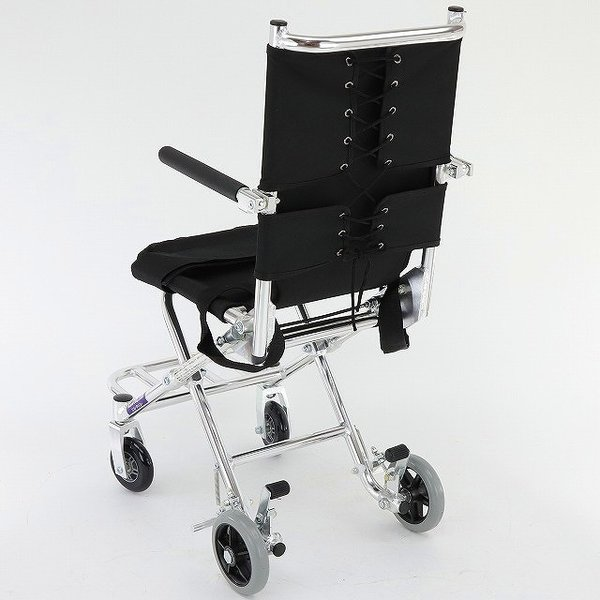 車椅子 簡易 旅行用 介助式 介助用 子供用 車イス 超軽量 送料無料 カドクラ KADOKURA ポケッタ B503-AP xenashopping 08