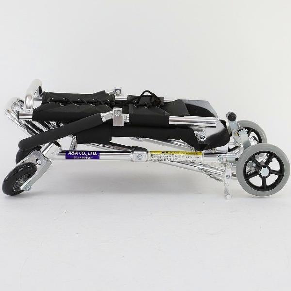 車椅子 簡易 旅行用 介助式 介助用 子供用 車イス 超軽量 送料無料 カドクラ KADOKURA ポケッタ B503-AP xenashopping 10
