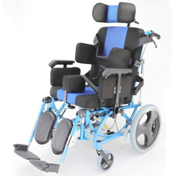 車椅子 リクライニング 車イス 送料無料 カドクラ KADOKURA スムーバ C701-A |xenashopping|04
