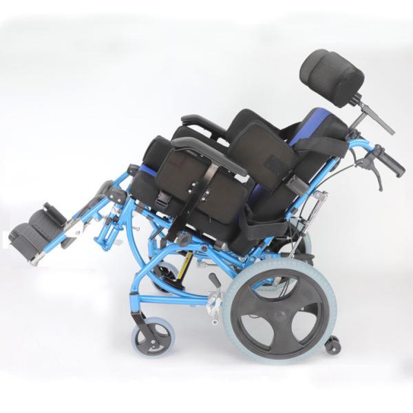 車椅子 リクライニング 車イス 送料無料 カドクラ KADOKURA スムーバ C701-A |xenashopping|06