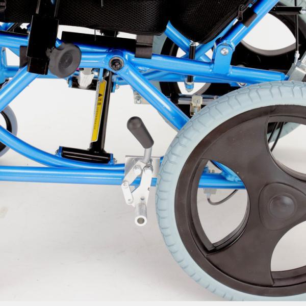 車椅子 リクライニング 車イス 送料無料 カドクラ KADOKURA スムーバ C701-A |xenashopping|08