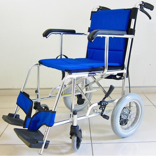 車椅子 介護用 車イス 送料無料 ワイド カドクラ KADOKURA ポテト F301-B|xenashopping|03