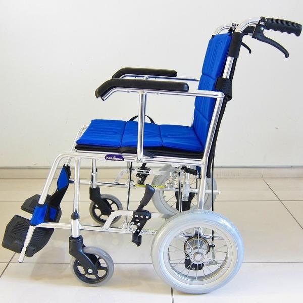 車椅子 介助用 介助式 車イス 送料無料 ワイド カドクラ KADOKURA ポテト F301-B|xenashopping|04