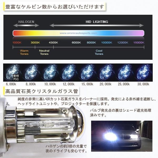 【送料無料・1ヶ月保証】HIDフルキット HB5(Hi/Low)スライド ワット数/ケルビン数自由選択|xenonshop|04