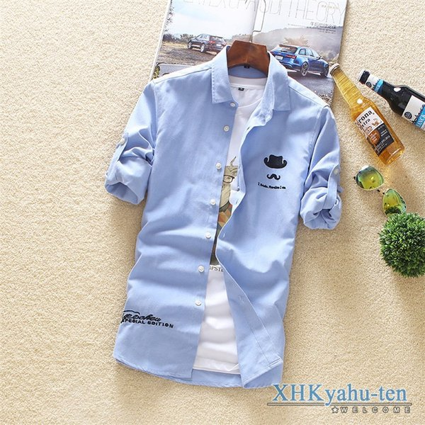 カジュアルシャツ メンズ 白シャツ 50代 長袖シャツ 秋物 開襟シャツ おしゃれ トップス スリム ビジネス 通学 セール|xhkyafu-ten|20