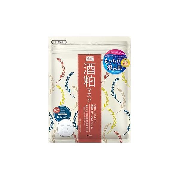 【レターパック便】wafood made(pdc) ワフードメイド SKマスク(酒粕マスク)10枚|xiangxiang