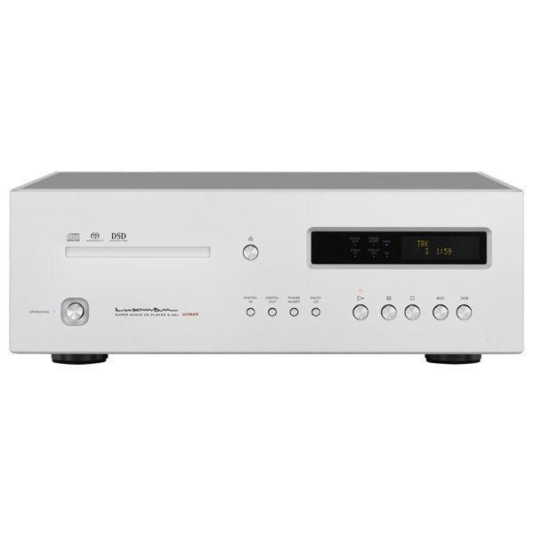 LUXMAN (ラックスマン) D-08u 正規取扱店 CDプレーヤー