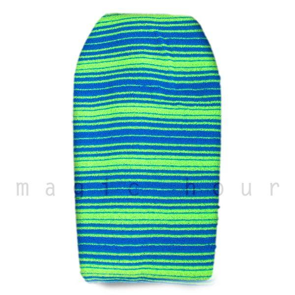 子供用 ボディボード 3点 セット キッズ ジュニア ボディーボード 34インチ ニットケース リーシュコード COSMIC SURF コスミックサーフ FEEL-JRSET3-YEL|xover-int|04