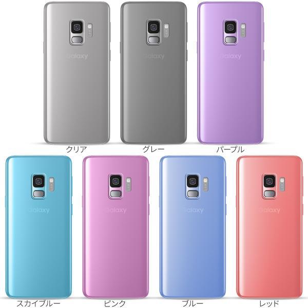 Galaxy S9 TPU クリアケース