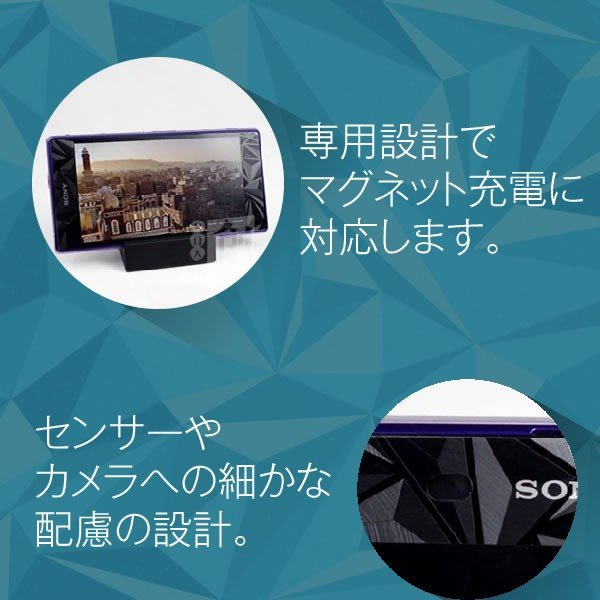 XperiaZ3コンパクト SO-02G 3D 保護フィルム