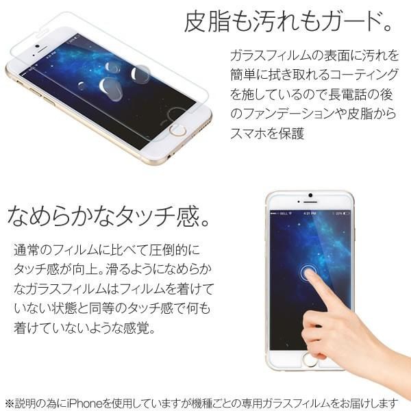 Xperia Z4用強化ガラス液晶保護フィルム9H