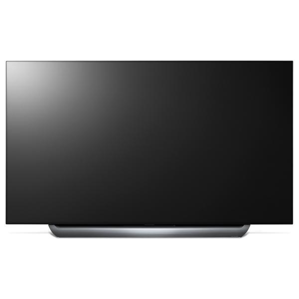LG 55V型 4K対応有機ELテレビ(4Kチューナー別売) OLED55C8PJAの画像