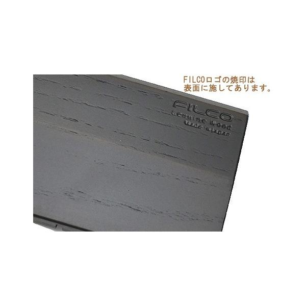 FILCO 漆塗りパームレスト 摺漆塗りL FWPR/L-SUR|y-diatec|04