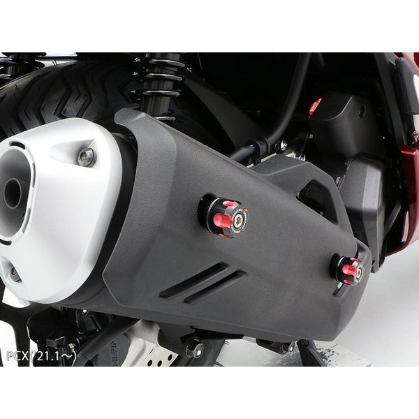 汎用 プロテクターセット(M6)(全4色) y-endurance 06