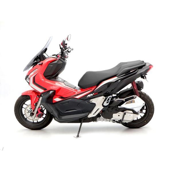 【10月上旬発売予定】ADV150 KF38 ローダウンキット (赤ボディ/黒スプリング)|y-endurance|02