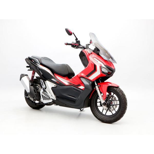 【10月上旬発売予定】ADV150 KF38 ローダウンキット (赤ボディ/黒スプリング)|y-endurance|03