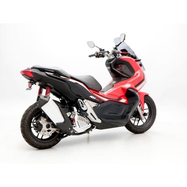 【10月上旬発売予定】ADV150 KF38 ローダウンキット (赤ボディ/黒スプリング)|y-endurance|04