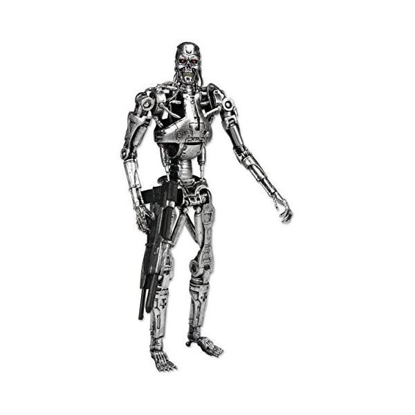 ターミネーター ネカ 7インチアクションフィギュア T-800 エンドスケルトン / NECA THE TERMINATOR ENDOSKELETON|y-evolution