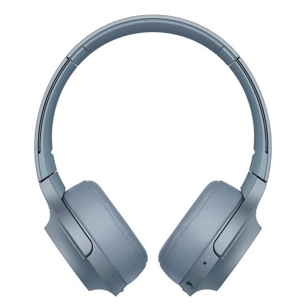 ソニー SONY ワイヤレスヘッドホン h.ear on 2 Mini Wireless WH-H800 : Bluetooth/ハイレゾ対応 最大24時間連続再生 密閉型オンイヤー マイク付き 2017年モデル|y-k-store|02