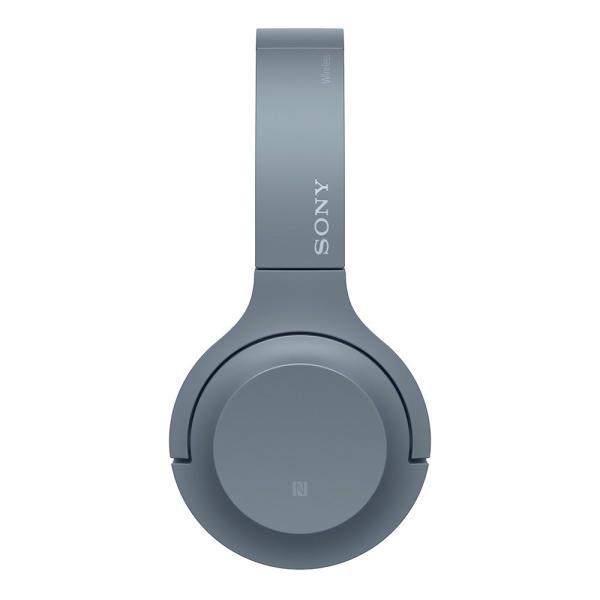 ソニー SONY ワイヤレスヘッドホン h.ear on 2 Mini Wireless WH-H800 : Bluetooth/ハイレゾ対応 最大24時間連続再生 密閉型オンイヤー マイク付き 2017年モデル|y-k-store|03