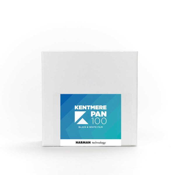 ケントメア 中庸感度モノクロフィルム Kentmere PAN 100 135-30.5m巻き  PAN100135305M