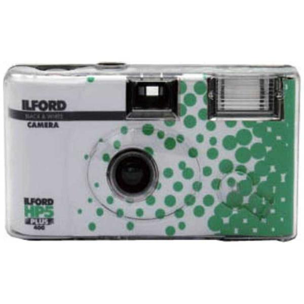 イルフォード [使い捨てカメラ]27枚撮り レンズ付モノクロフィルム フラッシュ付 HP5