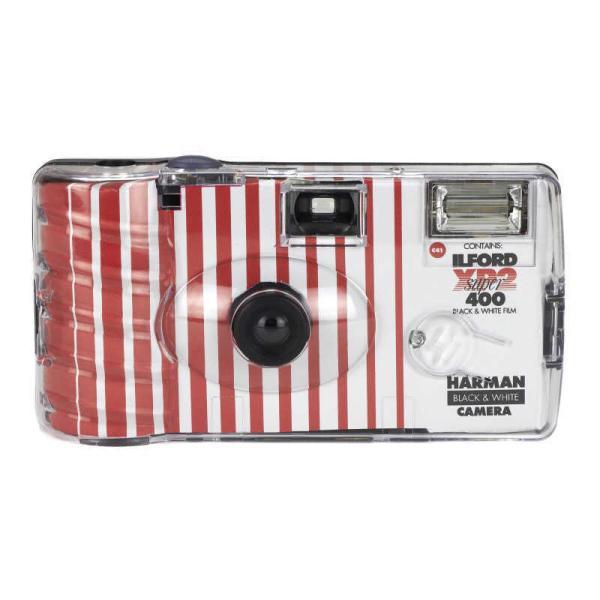イルフォード [使い捨てカメラ]27枚撮り レンズ付モノクロフィルム フラッシュ付 XP-2