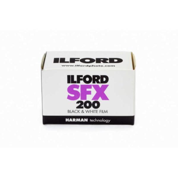 イルフォード 赤外感光性モノクロフィルム SFX200 SFX200135361