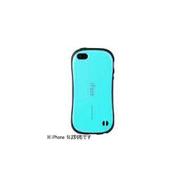 Hamee 41-198070 iFaceFCケース エメラルド〔iPhoneSE/5s/5用〕の画像