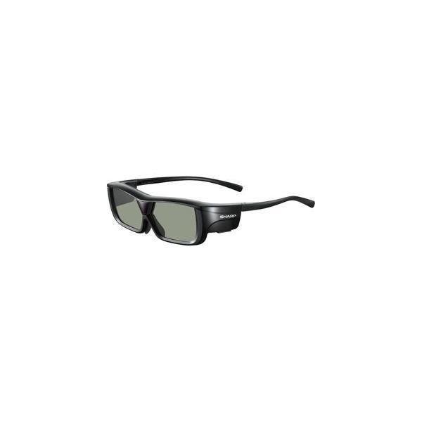 アクオス専用アクティブシャッターメガネ(3Dメガネ)[AN-3DG20-B]の画像