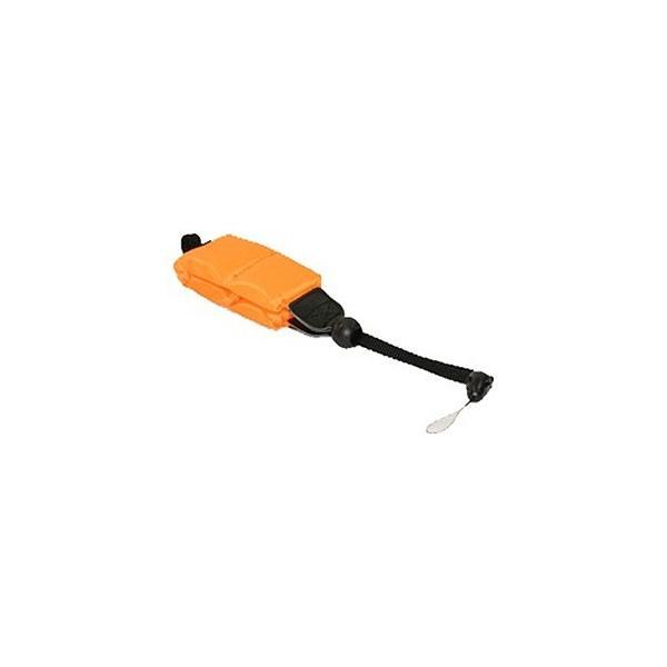 ユーエヌ UNX-5805 フローティングストラップ オレンジの画像