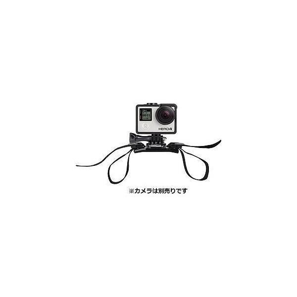 GoPro ベンテッドヘルメットマウント GVHS30の画像