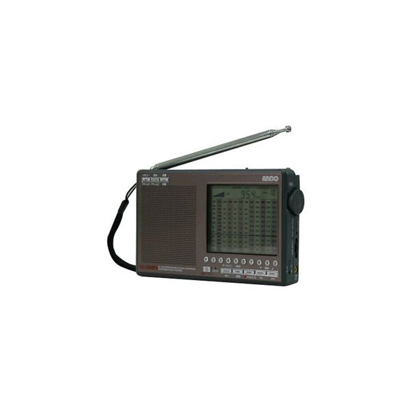 ANDO S11−783DPU シンセサイザーラジオ 「ワイドFM対応」 S11783DPUシンセサイザーラジ