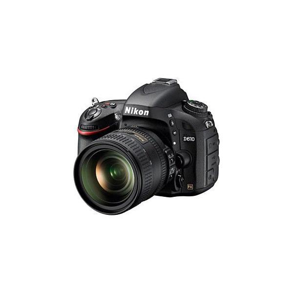 ニコン デジタル一眼カメラ D610「24‐85 VRレンズキット」