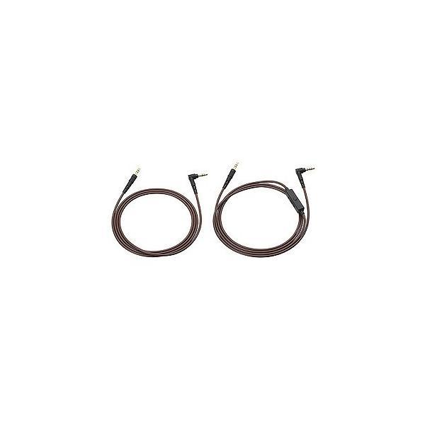 オーディオテクニカ ヘッドホン ATH‐RE700 BW (ブラウン)