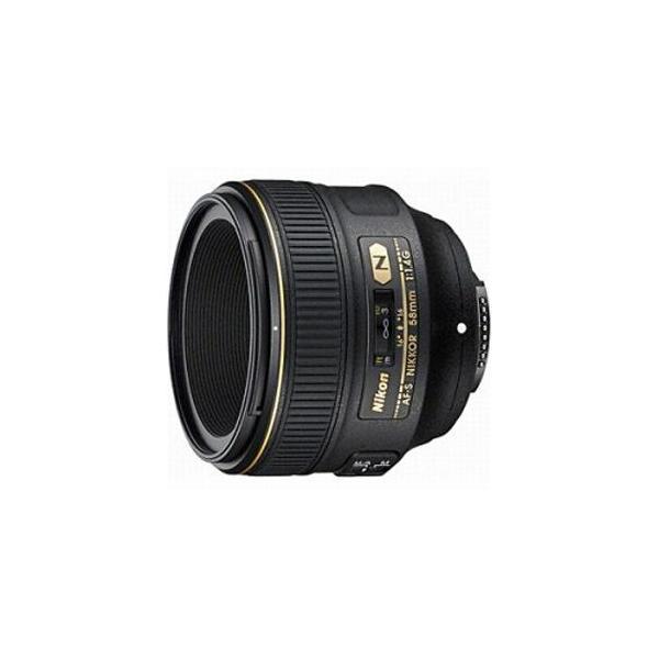ニコン 交換レンズ「AF−S NIKKOR 58mm f/1.4G」 AFS581.4G