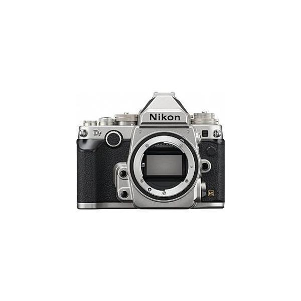ニコン デジタル一眼レフカメラ「Df」 ボディ DF(SL)(シルバー)