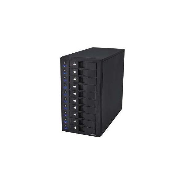 センチュリー USB3.0&SATA対応SATA3.5HDDケース 裸族のスカイタワー CRST1035U3IS6G