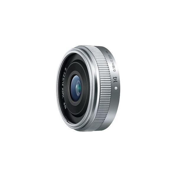 パナソニック Panasonic LUMIX G 14mm/F2.5 II ASPH. H‐H014A‐S (シルバー)